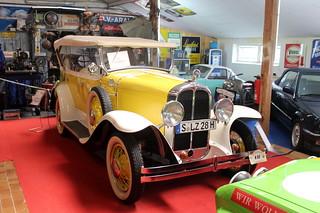 1928 Pontiac Oakland Phaeton Six open tourer