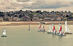 Erquy (yorkiemimi) Tags: france erquy city landscape sailing