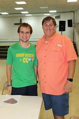 BOSH Volunteers Ben and Houston