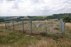Lord Caernarfon Grave (Sky Kite) Tags: tutankhamun beaconhill burghclere highclere hampshire england