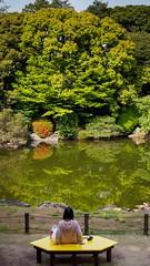 Peaceful garden (AMcUK) Tags: taitōku tōkyōto japan jp em10 omdem10 omdem10mkii em10mkii omd olympus olympusuk m43 micro43rds micro43 microfourthirds nippon tokyo
