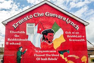 Ernesto Che Guevara Lynch . . .