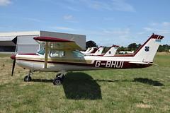 G-BHUI Cessna 152 South Warwickshire School of Flying (eigjb) Tags: weston airport eiwt dublin ireland aviation aircraft airplane aeroplane general 2018 gbhui cessna c152 cessna152 warwickshire flying school south light