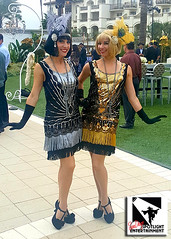 Great Gatsby Flapper Girls (SDSpotlightEnt) Tags: flapper ladies girls great gatsby dancers dancer candy diva divas dolls hollywood cigarette los angeles sandiego palm springs entertainment party event 1920s 20s charlston speakeasy
