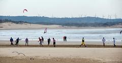 At the beach of Essaouira (KPPG) Tags: 7dwf football essaouria marokko morocco beach strand sport africa afrika sea meer atlantic atlantik crazytuesdaytheme