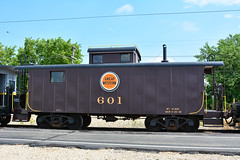 Illinois Ry Museum (Jim Strain) Tags: jmstrain train railroad railway caboose irm illinois museum chicago greatwestern