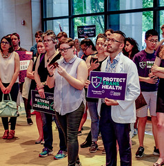 2018.07.17 #ProtectTransHealth Rally, Washington, DC USA 04732