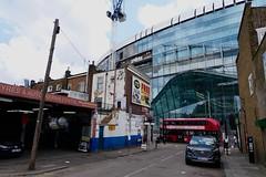 New Spurs stadium under construction, Tottenham, North London, July 2018 (sbally1) Tags: whitehartlane spurs tottenham tottenhamhotspur theft football london northlondon stadium construction eps premierleague harrykane