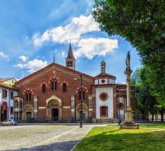 La chiesa dei Magi (forastico) Tags: forastico d7100 milano lombardia magi seustorgio chiesa chiesadiseustorgio epifania remagi