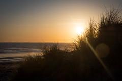 Welsh Wonder (JDWCurtis) Tags: wales southwales gower thegower sunset sun sunlight sunstreak cymru beach beachfront sea seafront seascape seaside shore shoreline silhouette flare sunflare