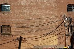 Wired (LolaKatt) Tags: 2015 asheville nc northcarolina usa us unitedstates downtown larisakarr color colorphotography photography canon canonphotography canonrebelt2i outside daytime
