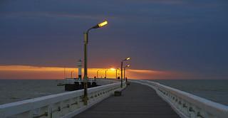 Nieuwpoort Sunset
