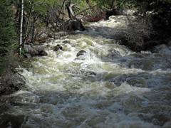 Tensleep Creek (Tensleep Canyon, Bighorn Mountains, Wyoming, USA) 2 (James St. John) Tags: tensleep creek creeks rivers stream streams ten sleep wyoming canyon bighorn mountains