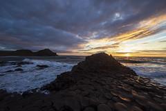 Giant's Causeway. (richard.mcmanus.) Tags: giantscauseway northernireland uk rocks coast basalt sea ocean landscape unesco