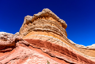Colorful Rocks at White Pocket