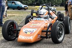 Motul 1300 Einvergasser (Mark A.H.) Tags: motul 1300 einvergasser formule vee 1971 classic car racer 009 fv1300 fia htp orange wheels vw cc solex pict2 bosch 75pk 190 kmh 375kg