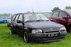 1987 Ford Escort 1.4 Break (Dirk A.) Tags: 1987 ford escort 14 break bc831lx