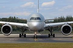 Airbus A350 A7-ALA Qatar Airways Edinburgh Airport 7/7/18 (robert_pittuck) Tags: airbus a350 a7ala qatar airways edinburgh airport 7718