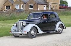 Ford V8 Pilot (1948) (Roger Wasley) Tags: ford v8 pilot 1948 toddington classic car gloucestershire