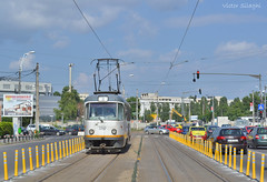3392 - 8 - 11.07.2018 (VictorSZi) Tags: romania bucuresti bucharest transport publictransport tram tramvai ratb summer vara july iulie nikon nikond3100