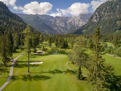 Golfballperspektive