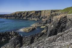 Porth Iago Gwynedd 2 (Jimmy Davies) Tags: wales cymru gwynedd snowdonia harbour summer coast beach landscape