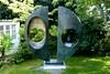 Barbara Hepwoth Sculpture Garden, St. Ives, Cornwall, England (Joseph Hollick) Tags: cornwall england stives artmuseum sculpture