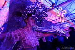 20180617-11-Winter Feast Dark MOFO 2018 (Roger T Wong) Tags: 2018 australia darkmofo hobart pw1 princeswharf1 rogertwong sel28f20 sonya7iii sonyalpha7iii sonyfe28mmf2 sonyilce7m3 tasmania winterfeast artist candles crowd food people performer