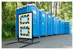 Last toilets before the lighthouse (leo.roos) Tags: portabletoilet portablerestroom mobiletoilet satellite bajamaja dixi mobieltoilet toiletunit evenemententoilet kullaberg peninsula skåne toilet blue sweden zweden sonycarlzeissvariotessarfe1635mmf4zaoss variotessar16354 sel1635z variotessartfe41635 sonycz16354 swedenspring2018 a7rii darosa leoroos