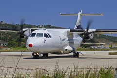 JSI/LGSK: SkyExpress ATR42-500 SX-FOR (Roland C.) Tags: jsi lgsk airport skiathos greece atr atr42 skyexpress aircraft airliner turboprop turbo aviation