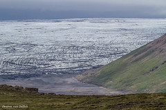 Glacier view (Desireevo) Tags: iceland ice island islands ijsland ijs landscape landschaft landscapes nature outdoors desireevanoeffelt holiday summer glacier glaciers hiking hike clouds cloud sky skies climb climbing mountain mountains skaftafell kristinartindar