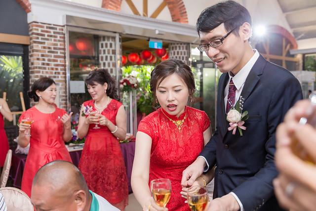 台南婚攝 大成庭園餐廳 紅樓 (91)