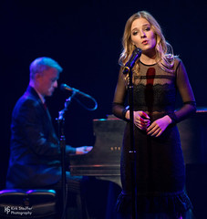 Jackie Evancho @ Triple Door (Kirk Stauffer) Tags: kirk stauffer photographer nikon d5 adorable amazing attractive awesome beautiful beauty charming cute darling fabulous feminine glamour glamorous goddess gorgeous lovable lovely perfect petite precious pretty siren stunning sweet wonderful young female girl lady woman women live music tour concert show stage gig sing singer vocals vocalist perform performer musician band lights indie pop classical long blonde hair wavy blue eyes white teeth model tall fashion dress heels style portrait photo smile smiling teen talent