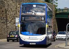 Barnsley (Andrew Stopford) Tags: yn60cku scania n230ud adl enviro400 stagecoach barnsley