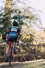 National Cyclocross Series - Round 3 (blentley) Tags: canon eos 5dmkiii 5d3 cx cyclocross cross ncxs18 terrey hills dirt bokeh 70200mm f28l is usm giant overyonderracing bicycles cycling