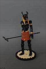 Set (...The Chosen One...) Tags: lego moc egypt set horus god biocup