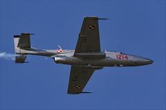 PZL-Mielec TS-11 Iskra bis D - 25 (NickJ 1972) Tags: poznan airshow 2018 aviation pzl mielec ts11 iskra bis spybc 1214