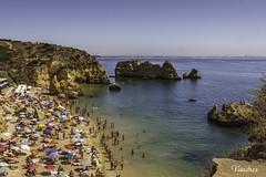 POTI082014_042R_FLK (Valentin Andres) Tags: algarve donaana lagos playa portugal praia beach islote roca rock doñaana