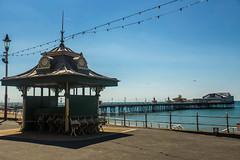 North Pier & seating shelter (Gary S Bond) Tags: great britain united kingdom 2018 a65 alpha blackpool coast england july lancashire north promenade seaside shabbagaz sony summer uk west greatbritain unitedkingdom
