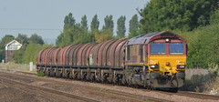 Colour Coded (Feversham Media) Tags: dbschenker dbs barnetby lincolnshire freighttrains ews class66 66122 northlincolnshire 6e20 sheds