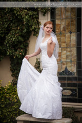 Classic and Dramatic (Laura K Bellamy) Tags: bride bridal portraits wedding weddings