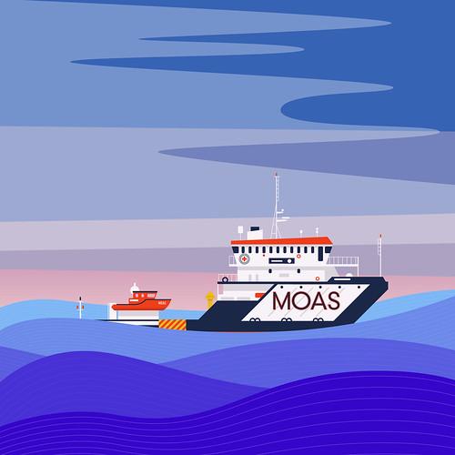 MOAS Ship
