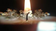 Candle light macro bokeh (uğurleblebici) Tags: macro sony candle