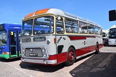 Grey Cars AEC Reliance Coach 960 HTT (5asideHero) Tags: grey cars aec reliance coach 960htt