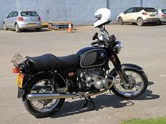 1975 BMW R60-6 (BIKEPILOT, Thx for + 4,000,000 views) Tags: 1975 bmw r606 motorcycle motorbike bike classic vintage transport vehicle oldsarum airfield airport aerodrome wiltshire uk england britain