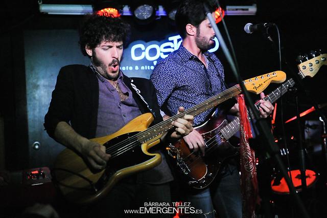 Los Fesser en Costello