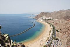 Playa De Las Teresitas, Санта-Круз, Тенеріфе, Канарські острови  InterNetri  758