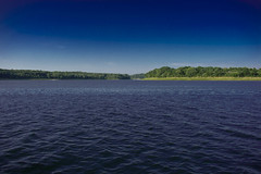 Landscapes on Coralville lake (Callistas_creations) Tags: lanscape sky lake clouds flowers
