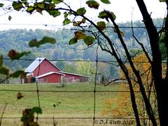 Adams County Barn (Picsnapper1212) Tags: adamscounty ohio barn october 2007 appalachia