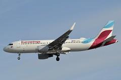 D-AIZU (LIAM J McMANUS - Manchester Airport Photostream) Tags: daizu eurowings ew ewg airbus a320 320 airbusa320 manchester man egcc